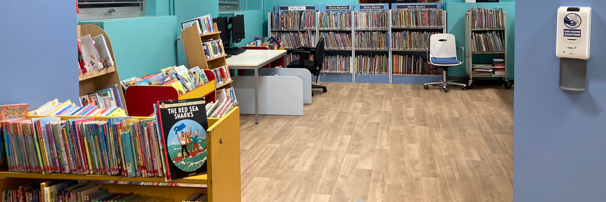 Northfields Community Library